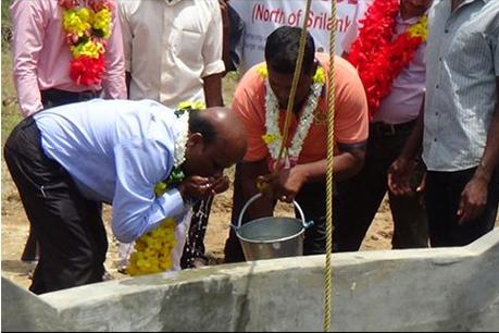 42 Wells Built For Farmers in North Vavuniya