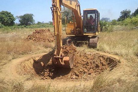 Periyathampani Maha Vidyalayam Equipped With New Water Facilities