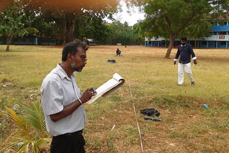 Vavuniya Tamil Maha Vidyalayam Provided With Water Facilities