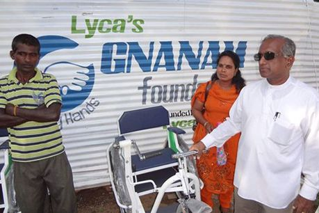 Distribution of Tricycles – 2nd Phase