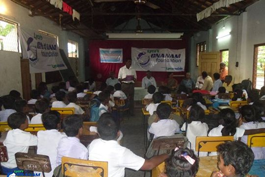 Seminar for Grade Five Students