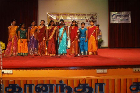 Trincomalee District Zonal Level Tamil Day -2014