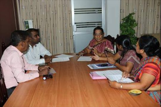 Construction of 150 Houses to Relocate Poonthoddam IDP's
