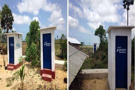 Resolved Sanitation Problem of Jaffna