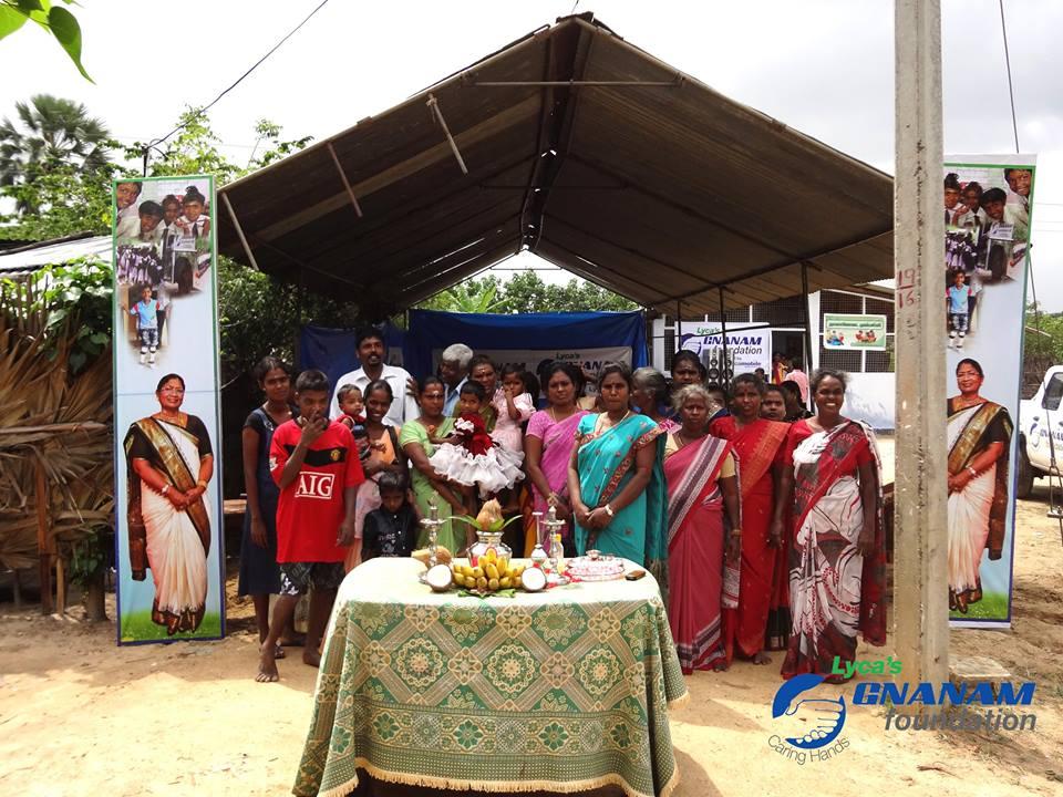 Gnanam Opening