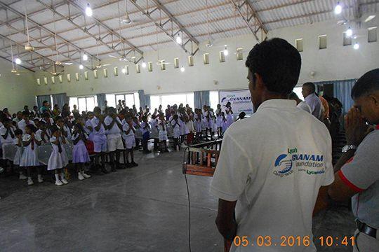 Polonaruwa Students Cash Grant Bank Book Handing Over Ceremony