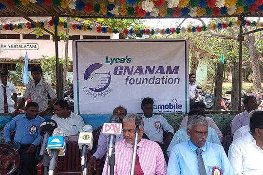 Sponsorship of Vavuniya Chchedikulam Zonal Sport Event
