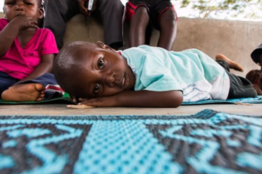 Lyca's Gnanam Foundation supports Save the Children's Ebola Response