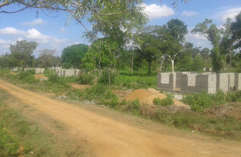 Lyca Village Development at Sinnadampan Vavuniya North