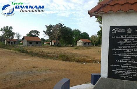 Phase #I of Lyca Village Development