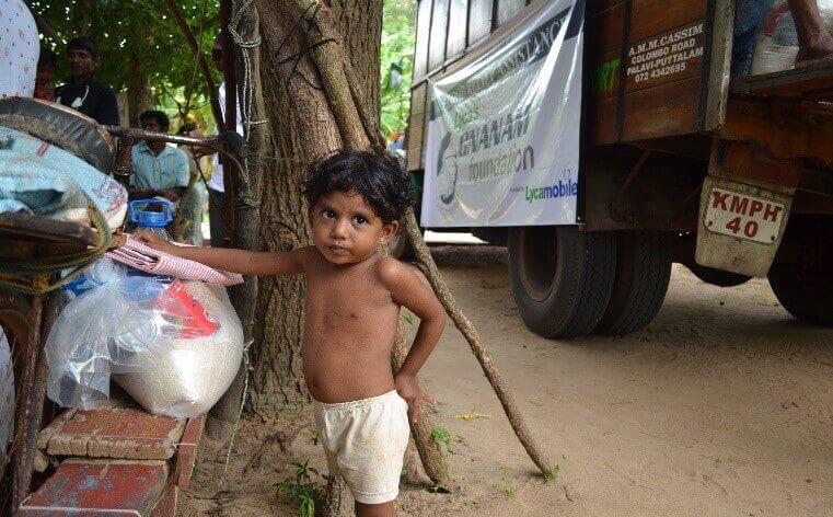 FLOOD RELIEF FOR SRILANKA 2016